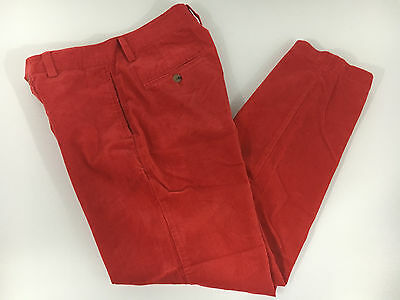 2019 professional various styles detailed images VINEYARD VINES BOYS Red Corduroy Pants Size 16 - $25.95 ...