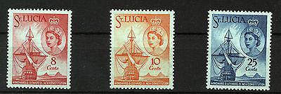 St Lucia 1960 New Constitution  Mnh