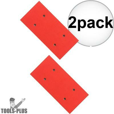 Milwaukee 44-52-0480 2pk Large Pad Asembly for 1/2 Sheet Sanders New