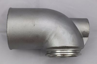 VB Stainless Steel Mixing Elbow Replaces Yanmar LH 119773-13500
