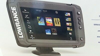 LOWRANCE   7Ti  TOUCH SCREEN