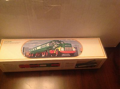 1984 Hess Truck Bank New In Box