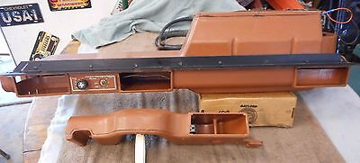 [#E-080] Jeep Wagoneer J10 OEM Under Dash A/C Unit Air Conditioning + Ext Vent