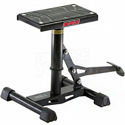 New Drc H-Pattern Lift Motocross Enduro Bike Stand Black