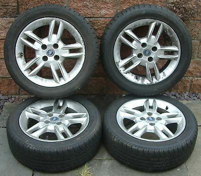 "FIAT PUNTO SPORTING 15"" ALLOY WHEELS & TYRES ( 2 x Toyo Proxes T1R) - Set of 4"