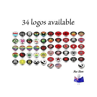 1XNew 14G Logo/Picture Ball AUS STORE