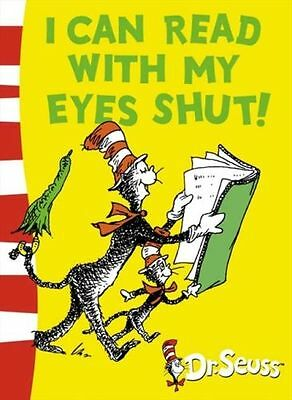 DR SUESS COLLECTION: I CAN READ WITH MY EYES SHUT! - Children's Book