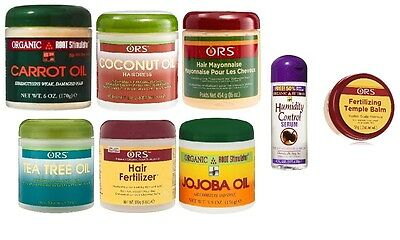 ORS Organic Root Stimulator Hair Care Styling Balm Intense Growth  Hair Product