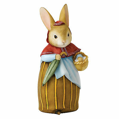 Beatrix Potter A26155 Large Mrs Rabbit Figurine NEW in Gift BOX   21220