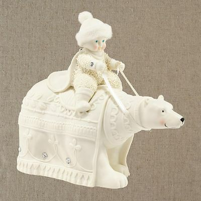 Snowbabies The Polar Duchess Figurine NEW in Gift Box - 24223