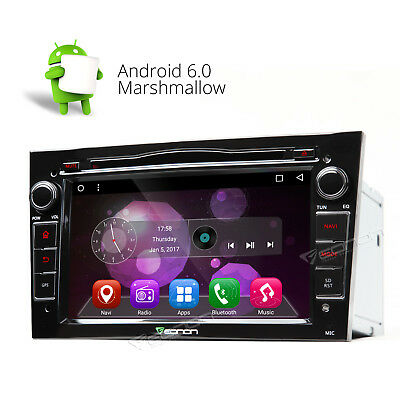 "Eonon Android 6.0 7"" Car DVD Player GPS Unit 3G For Opel Vauxhall Antara/Astra F"