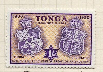 Samoa 1951 Early Issue Fine Mint Hinged 1S. 154263