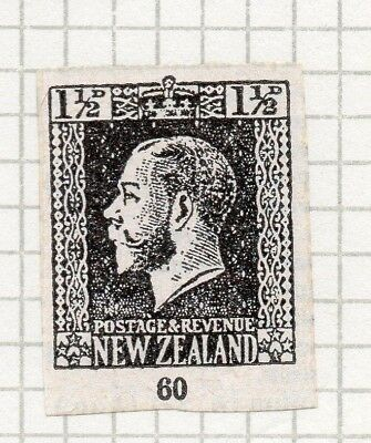 Samoa 1916-19 Early Issue Fine Mint Hinged 1.5d. Optd 154228