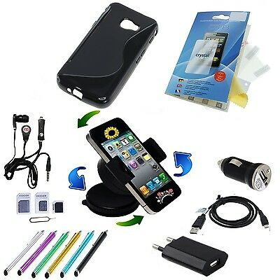 20 Teile Samsung Galaxy XCover 4 Zubehör set pacet|MEGAPACK|Hülle XCover 4