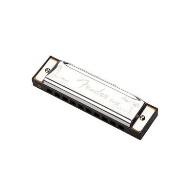 Fender Blues Deluxe Harmonica Key of A, New!
