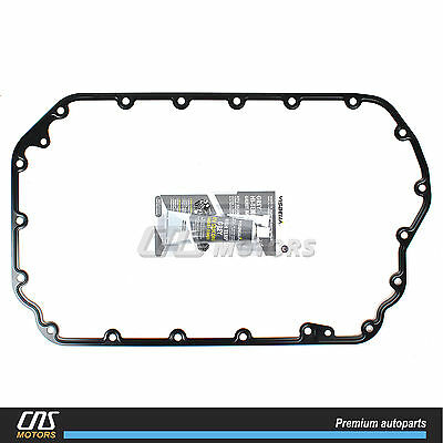 Metal Oil Pan Gasket /& Silicone for 98-05 Audi A4 A6 AllRoad Cabriolet S4 Passat