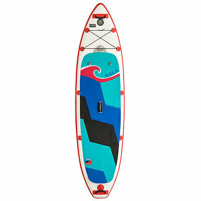 Hala Carbon Straight Up Inflatable SUP Board