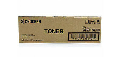 Kyocera Toner 37028010 BLACK CARTRIDGE Genuine New KM1530/2030