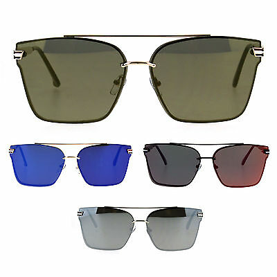 New Men/'s Alaska Adventure 141 Classic European Rectangular Sunglasses 52-19-140