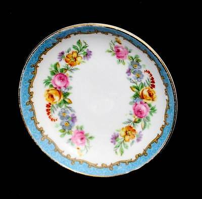 Vintage Crown Staffordshire gorgeously pretty pin dish in lovely condition