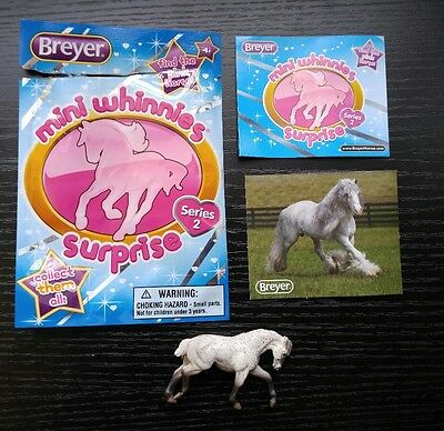 Breyer Mini Whinnies Surprise Series 2 Horse Whisper