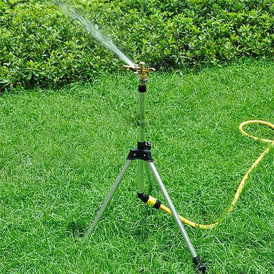 Farmland Watering Impact Sprinkler Irrigation Tripod Stand Nozzle Fixing Bracket
