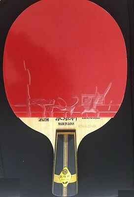 Butterfly Super ZLC Carbon Wood 7 layers Table tennis racket rubber Ping Pong