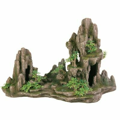 TRIXIE Rock Formation Aquarium Decoration Fish Tank Ornament PolyesterResin 8855