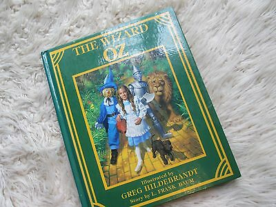 The Wizard of Oz  By L. Frank Baum Hardcover