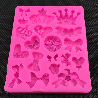 New Baking Tools Fondant Sugar Cake Bakeware Silicone Cake Sugar Mold