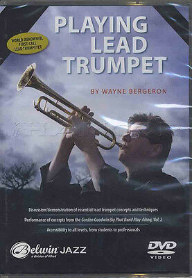 Playing Lead Trumpet DVD Wayne Bergeron Lead Trumpet Concepts Techniques