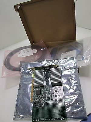 National Instruments 7789567-01/PCI -8331 4 Interface Module w/Connectors