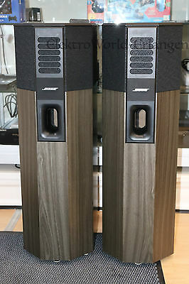 Bose 701 Stereolautsprecher Direct Reflecting Speakers SELTENE Zustand W.NEU