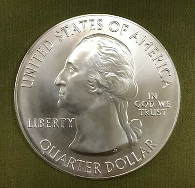 2013 Silver Parks Series 5oz. Perry's Victory (Ohio)