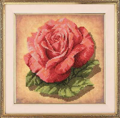 """Counted Cross Stitch Kit Riolis 0070 - """"Rose"""""""