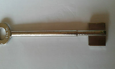 SMRK1D -Canas /Tresorschlüssel / Safe Key Blank for Mauer 71111 And Mauer70091