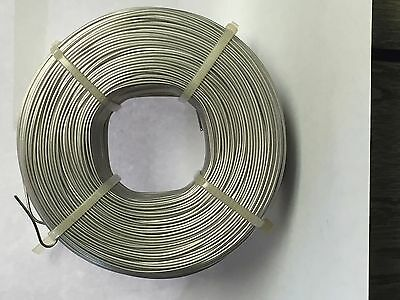 3.5 Lb Coil 16 Gauge Stainless Steel Tie Wire Type 304