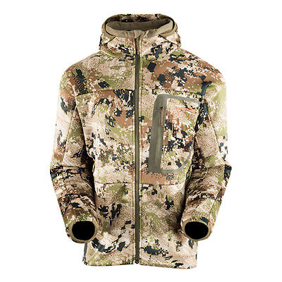 Sitka Traverse Cold Weather Hoody Optifade Subalpine With Face Mask | 70002-SA