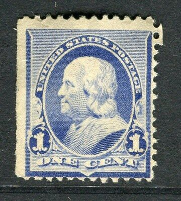 USA;  1890 early classic Presidential series issue 1c. unused