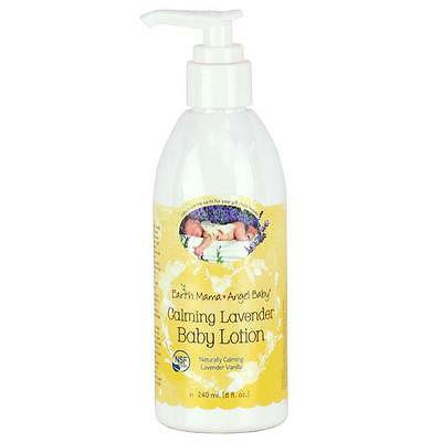 Earth Mama Angel Baby Calming Lavender Baby Lotion 8 Fl. Oz.