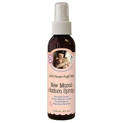 Earth Mama Angel Baby New Mama Bottom Spray 4 Fl. Oz.