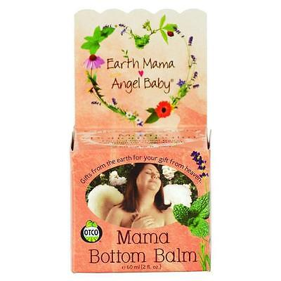 Earth Mama Angel Baby Earth Mama Bottom Balm 2 Fl. Oz.