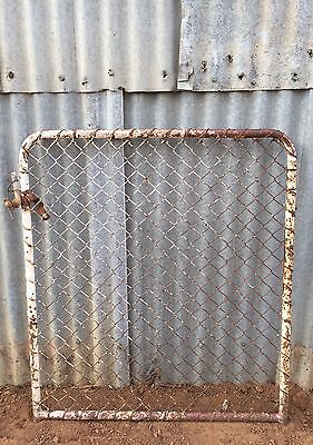 OLD VINTAGE RUSTIC FARM GATE 880mm X 990mm