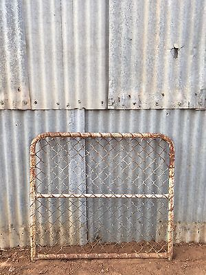OLD VINTAGE RUSTIC FARM GATE 1140 X 930mm