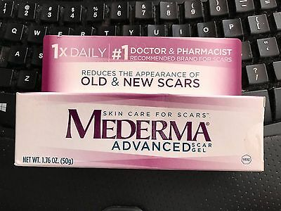 Mederma Advanced Skin Care For Scars , (1.7 OZ), Free Shipping #M004