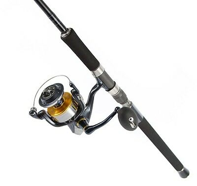Shimano Twin Power 10000PG & Azores 792MH Spin Combo