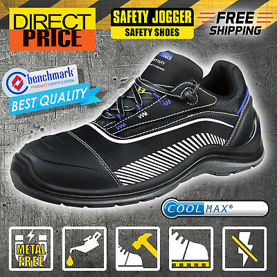 Clearance!! NEW Safety Jogger Work Shoes Anti Penetration mid sole Composite Toe