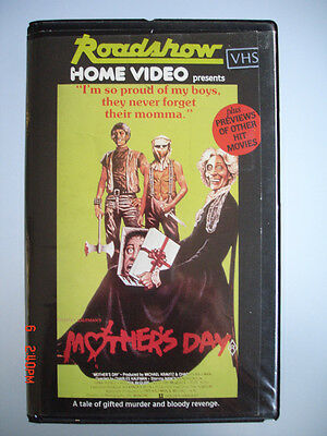 Mother's Day - Roadshow Home Video Vhs Tape (Original)