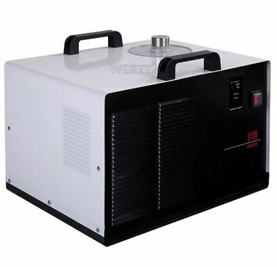 Water Cooled Chiller Cool Cooling Water Machine 600 Industrial Brand New Z