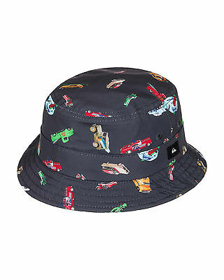 NEW QUIKSILVER™  Boys 2-7 The Max Bucket Hat Boys Children